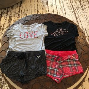 VS Pink Sleepwear Sets